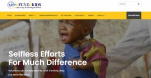 Read more about the article FUND4KIDS Website